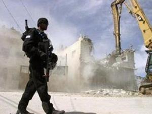 Израильтяне заявили о возобновлении сноса палестинских домов