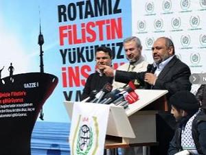 Турецкие корабли прорвут блокаду Газы