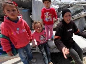 Смертоносная земля Газы