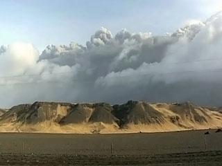 Извержение вулкана парализовало воздушные перевозки в Европе