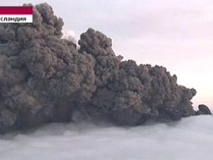 Облака вулканического пепла достигли северо-запада РФ
