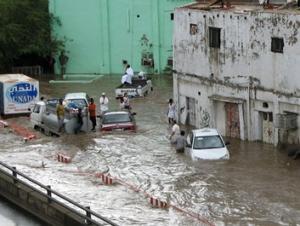 В результате наводнения в Саудовской Аравии погибло 7 человек