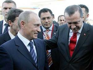 Путин и Эрдоган обсудили вопросы российско-турецкого сотрудничества