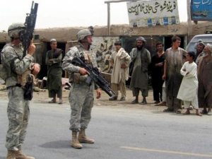 Русские официантки из Киргизии подносили натовцам в Кабуле свиную отбивную