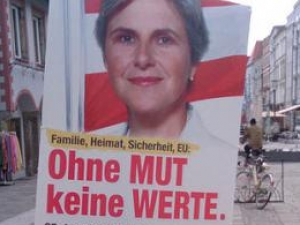 Отрицатель холокоста может получить четверть голосов на выборах в Австрии