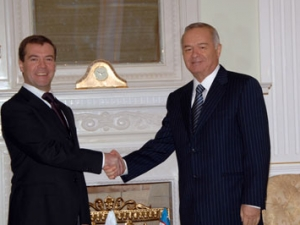 Визит президента Узбекистана Ислама Каримова в Москву пришелся ко времени