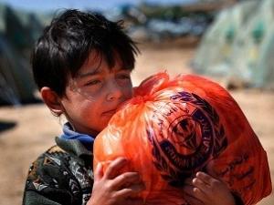 В Газе стартовал благотворительный проект на пожертвования мусульман России