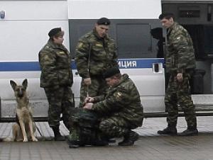 В Москве задержаны  студенты-бомбисты