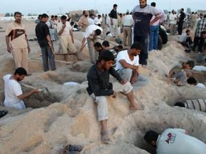 В оккупированном Багдаде продолжаются взрывы