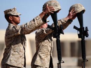 В  Афганистане  убиты два американских морпеха