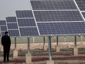 В Марокко практикуют солнечную энергию