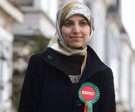Сальма Якуб – кандидат в парламент от Партии уважения