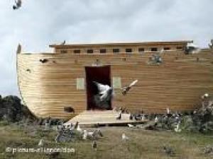 Китайские ученые утверждают, что нашли в Турции остатки Ноева ковчега