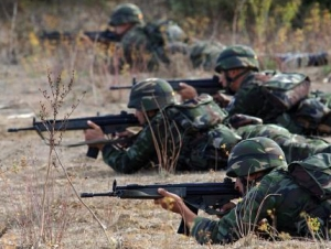 Турция и Сирия проводят совместные военные учения