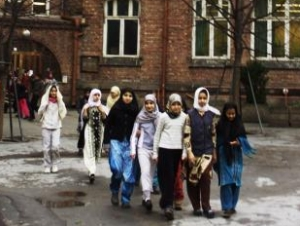 Хиджаб или школа