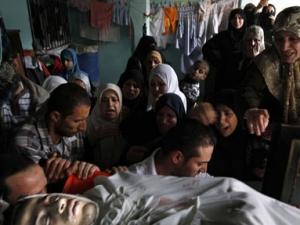 В результате подрыва туннеля погибли палестинцы