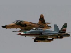 """Самолеты ВВС Ирана пролетели близ авианосца """"Дуайт Эйзенхауэр"""""""