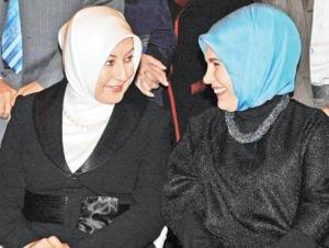Турецкий прокурор прекратил дело о хиджабах первых леди страны