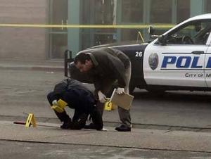 Неизвестный оставил микроволновку с взрывчаткой на финише марафона – полиция США