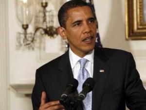 Обама : Политика Сирии продолжает представлять угрозу национальной безопасности США