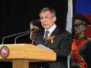 Татарстан заплатил большую цену за общую победу в Войне – президент