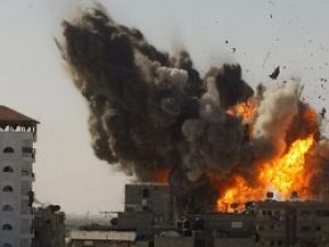 Израиль совершил новые налёты на Газу