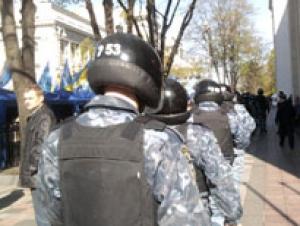 Украинские оппозиционеры настроены на свержение власти