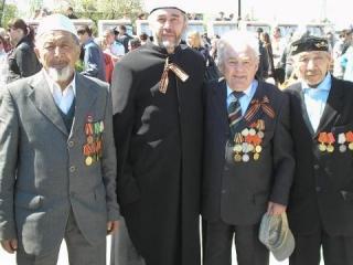 В Ишиме появилась стела солдатам-мусульманам