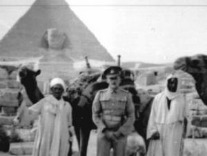 Малоизвестные страницы Второй мировой войны на Ближнем Востоке