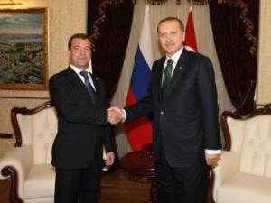 Медведев и Эрдоган учредили Высший совет сотрудничества