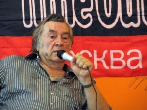 Проханов прочитал стихотворение о лидере ХАМАС