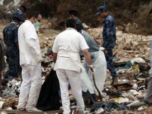 Ливийские врачи провели успешную операцию выжившему в авиакатастрофе мальчику