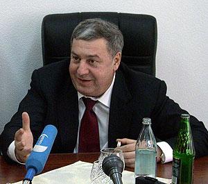 Гуцериев вернулся в Москву