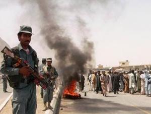 В Афганистане прошел марш протеста против сил НАТО