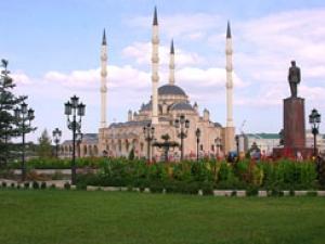 Уроженец Эстонии приехал в Грозный, чтобы принять ислам