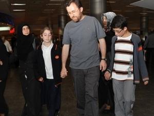 Волонтер фонда IHH освобожден из израильской тюрьмы