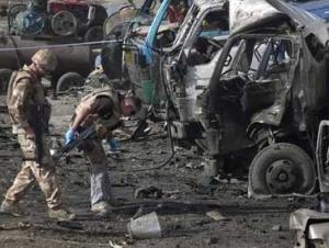 Совершено нападение на натовскую военную базу Баграм в Афганистане