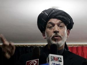 """Нет мира без """"Талибана"""" — Карзай"""