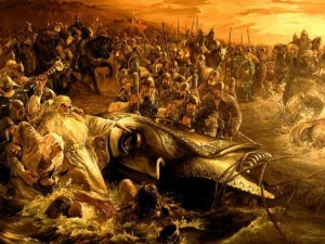 В РФ придумали новый праздник по случаю массового убийства жителей Новгорода киевлянами