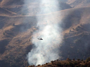 Турция обстреляла север Ирака