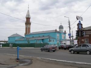 Соборная мечеть г. Пензы