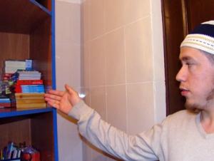 """Милиция нашла """"экстремистскую литературу"""" в мечети г. Первоуральска"""