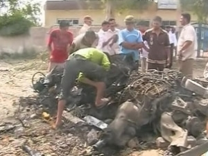 Теракт в Ираке унес жизни 22 человек