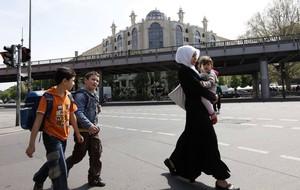 В Берлине открылась новая мечеть
