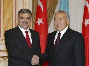 Президент Турции находится с визитом в Казахстане