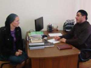 Жительница Казахстана приняла ислам в Грозном