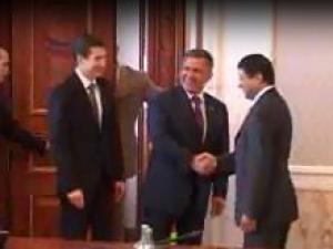 Минниханов выразил надежду на посещение Татарстана эмиром Катара