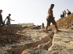 Израиль нанёс удары по северу и югу Газы