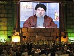 """Лидер """"Хезболлы"""" обещает атаковать израильские суда в случае нападения на Ливан"""