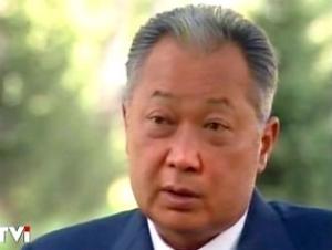 Киргизия просит Интерпол найти свергнутого Бакиева